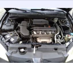 Honda Civic lxl 2004 automático