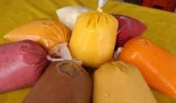 Polpas de Frutas ?% Naturais