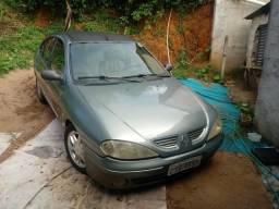 Oportunidade! Carro 1.6 Completo + Couro - 2001