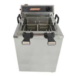 Título do anúncio: Fritadeira Cotherm Água e Óleo 18 Litros Gabinete