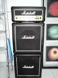 Marshall Mini stack cabeçote e gabinete