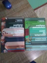 Livros Vozes de Tchernóbil / O fim do homem soviético