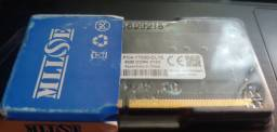 Memória DDR 4 - 8 GB - lacrada (nova) sem uso