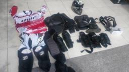 Kit completo roupas trilha motocross velocross
