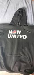Moletom do Now united,  Noah urrea
