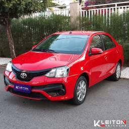 Toyota etios x plus 2019