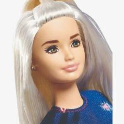 Boneca Barbie Fashionista 63 - Rara