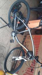 Bikes aro 27'5 urbana tam 17 e 19