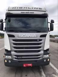 SCANIA R440 6x2 HIGHLINE 2019 COM LIBRELATO 2019