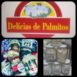 Palmitos pupunha vindo de São Paulo muito macio sem fiapos produtos de ótima qualidade