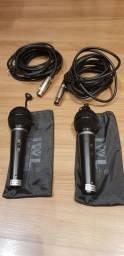 Microfone JWL BA 30