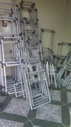 Suporte para móveis e eletrodomésticos de alumínio