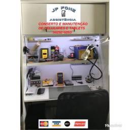 Conserto e manutenção de tablets e celular em geral