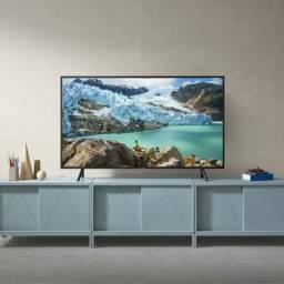"""Sorteio de uma Smart TV Led 50"""" Samsung"""