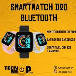 Lindos Smartwatch D-20 novos levamos até você