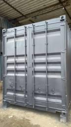 Container Contêiner Marítimo 40 Pés HC