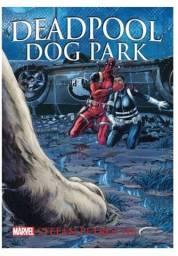 Livro Deadpool - Dog Park