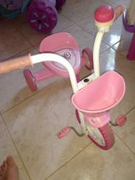Triciclo e patinete