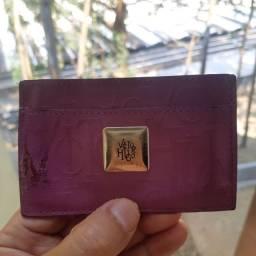 Porta documentos carteira victor hugo