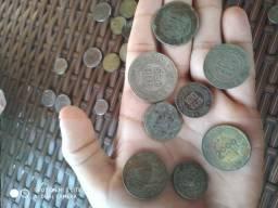 Vendo moedas amtigas