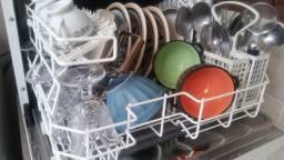 Lava-louças Electrolux 6 Serviços Blue Touch