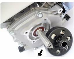 Motor estacionário a gasolina 7hp 4 tempos com embreagem centrífuga