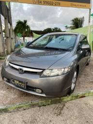 Honda civic 2007 automático sonho de consumo!!
