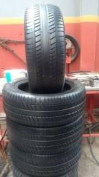 Jogo de pneus 215 /55 /17 Michelin