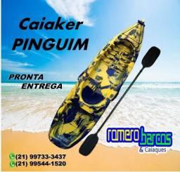 Caiaque Pinguim - Caiaker Pronta Entrega