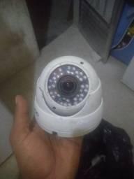 Vendo câmeras e Power balum de 16ch