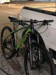 Bike Oggi AGILE Carbon 2018 (IMPECÁVEL!)