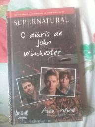 Livro supernatural