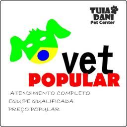Atendimento Veterinario Popular - Vet popular acessivel a todos