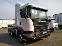 Scania G440 6X4 Cavalo Tracado Leito