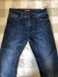 Calça jeans infantil Tommy hilfiger