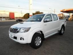 Hilux Cd SRV D4-D 4X4 3.0 TDI Diesel AUT 2015 0Km