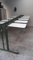 Mesa para Serigrafia usada - Berço Frio