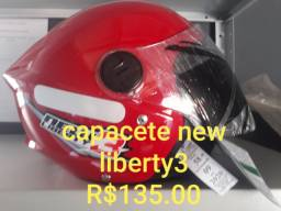 Capacete new liberty3