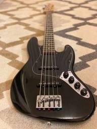 Contra baixo Fender Standard 5 cordas Ativo/passivo