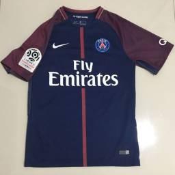 Camiseta Original PSG Temporada 2017/18
