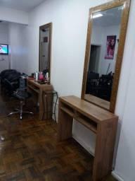 Alugo bancada para cabeleireiro salão de beleza e sala para depiladora no centro