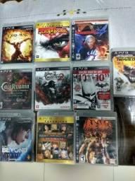 Jogos PS3. Ver descrição.(atualizado)