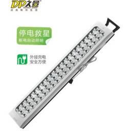 Luminária 60 Leds Luz De Emergência Recarregável Bivol Dp720