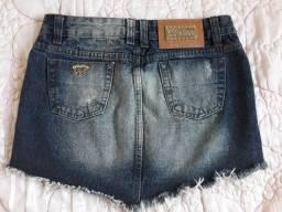 Saia Jeans Star lee