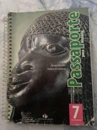 Livro Passaporte para história