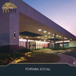 Terreno à venda, 276 m² por R$ 170.016,00 - Royal Park - Presidente Prudente/SP