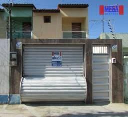 Casa duplex com 2 suítes para alugar, próximo à Av. Bezerra de Menezes