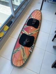 Prancha kite surf bidirecional