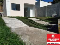 SAM [K140] Casa térrea 53m² - 2 quartos - ITBI+RG grátis - Quintal grande