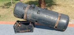 Tanque mb 210 litros  com suporte original